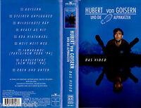 """VHS - """" Hubert von GOISERN und die Alpkatzen - Das Video """" (1994)"""