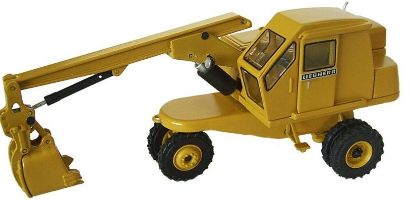 NZG 1:50 échelle 538 LIEBHERR L300 Pelle-jaune Pelle-jaune Pelle-jaune (En parfait état, dans sa boîte) | Promotions  8ccf3b