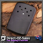 Zippo Black Hand Warmer with Filling Cup -Free Post! Aus Seller!