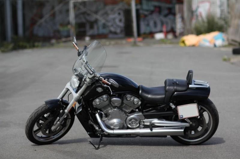 Harley-Davidson, VRSCF V-Rod Muscle, ccm 1250