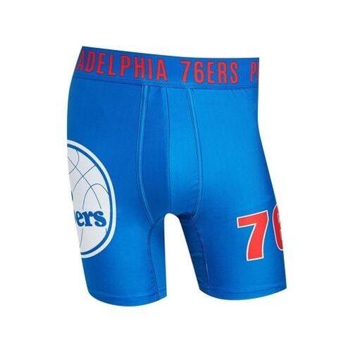 Philadelphia 76ers NBA Herren Boxershorts - Performance Active Unterwäsche Kein     | Konzentrieren Sie sich auf das Babyleben  | Online Outlet Store  | Elegantes Aussehen  | Der neueste Stil  | Mittel Preis