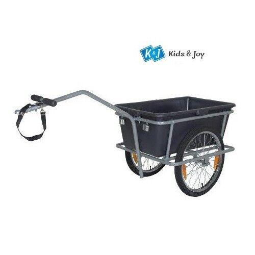 Remolque Bicicleta Remolque Carga Transportin Remolque 20 Pulgadas