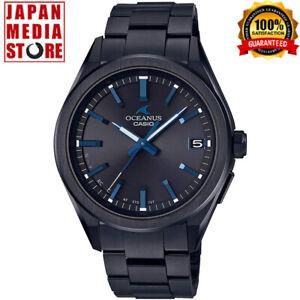 Casio Oceanus OCW-T200SB-1AJF All Black Bluetooth Solar Men Watch OCW-T200SB-1A