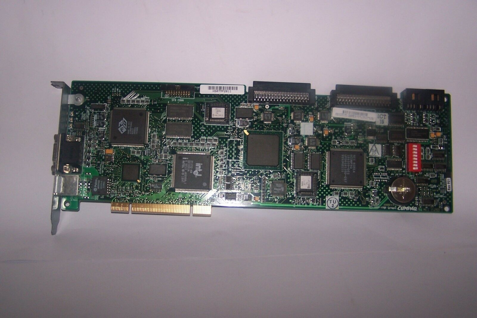 Compaq 6050013257D0 E01 HS07MP2011 PCI BOARD GRAPHICS CARD