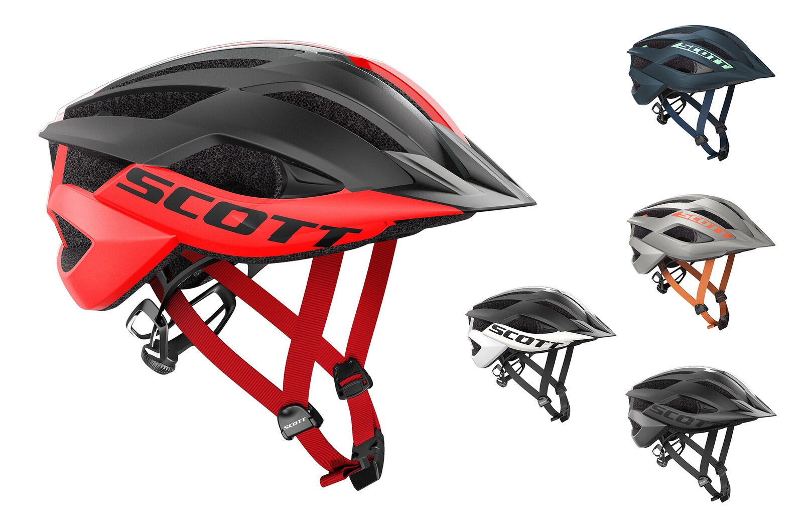 Scott Casco Bicicleta Arx MTB Plus Casco Casco de Mountainbike Bicicleta Radhelm