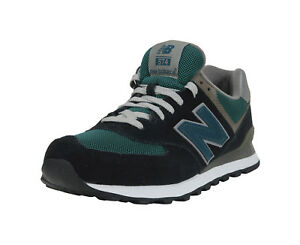 Details about New Balance Men's 574 Classics Running Shoe M574JN BlackBlue