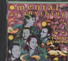 Mental As Anything - Cyclone Raymond CD Early DADC Pressing