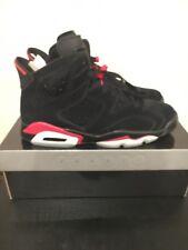 2b525807170bb4 Air Jordan 6 Retro Black Varsity Red 384664-061 Size 11 for sale ...