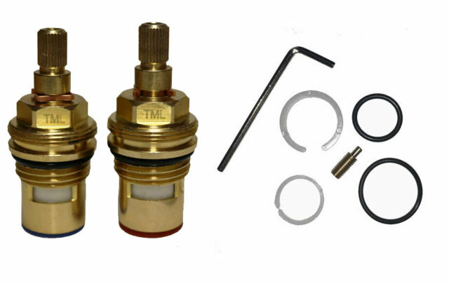 Tap Magician set of 3 Replacement Cartridges for the Franke Filterflow Kubus