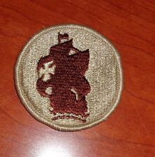 ARMY PATCH, U.S.ARMY SOUTH, DESERT