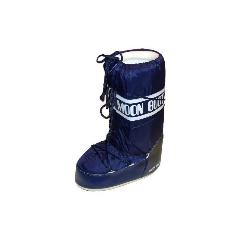 Moon Boot Original Moonboots ® blau Größe 42-44