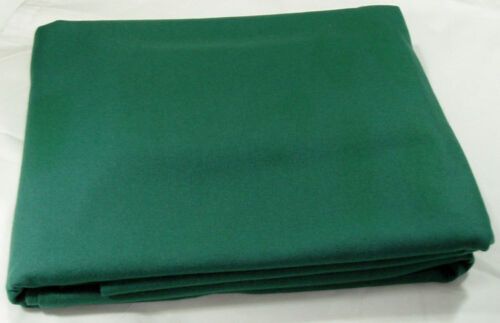 POOL CLOTH BED CUSHION PACK CHAMPIONSHIP TITAN US SNOOKER 7/' 8/' 9/' BLUE GREEN