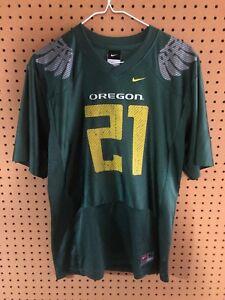 f38184ba2ce4 Oregon Ducks  21 Jersey NCAA PAC-12 College Football Team Nike Youth ...