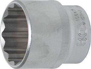 """Intelligent Douille 12 Pans 1/2"""" Métrique 32mm Clé à Cliquet Qualité Pro 32"""