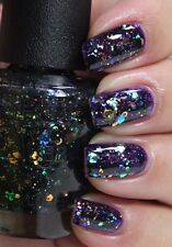 OPI Gwen '14 **COMET IN THE SKY** Multi Colored Glitter Nail Polish Lacquer F17