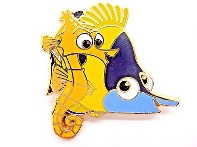 Disney Pixar Finding Nemo 2-Pin Set Sheldon /& Tad 108612