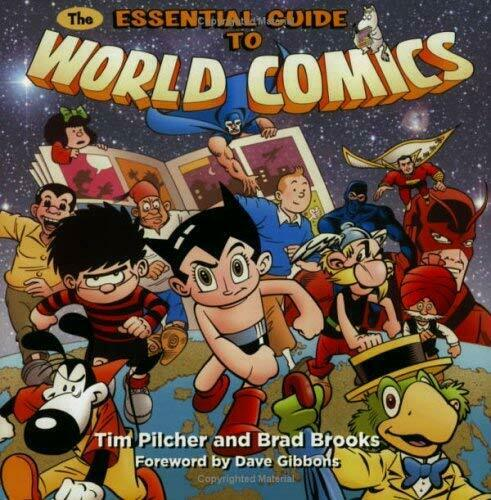 The Essential Guide To Welt Comics Perfekt Tim Pilcher