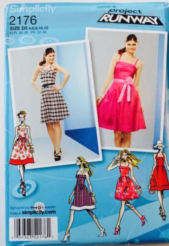 Simplicity Sew Pattern ~ PROM WEDDING FORMAL Bridal Dress 3-24W UC U PICK