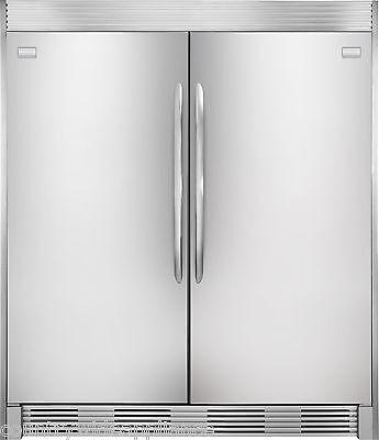 Frigidaire Gallery Stainless Refrigerator Amp Freezer Combo
