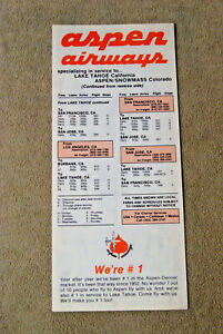 Aspen-Airways-System-Timetable-card-Feb-1-1981