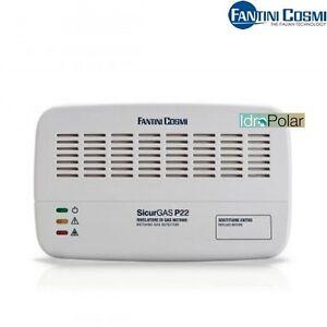 Rilevatore fughe perdite gas gpl p22 fantini cosmi sensore for Cronotermostato fantini cosmi ch180