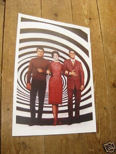 The Time Tunnel Cult TV Show POSTER