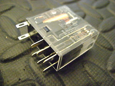 Omron G2R-2-H Relay 48VDC 5Amp  USED