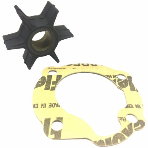 Outboard Water Pump Impeller /& Gasket Johnson 35hp 1978-84 Replaces 388702