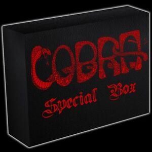 COBRA - Cobra Box (NEW*SPEED METAL/NWOBHM*2 CDs SHIRT POSTER*LIM.66 COPIES) - Feldmühle, Deutschland - COBRA - Cobra Box (NEW*SPEED METAL/NWOBHM*2 CDs SHIRT POSTER*LIM.66 COPIES) - Feldmühle, Deutschland