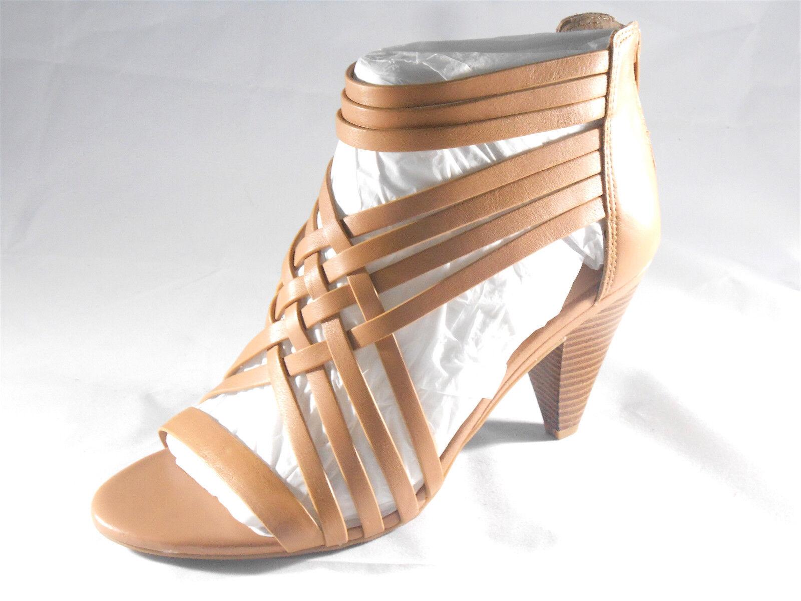 Inclus International Concepts (Garold, bout ouvert talon sandale) femme Taille 9.5 neuf