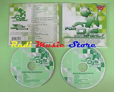 CD FOR DJS ONLY 2012/1 compilation 2012 LADY GAGA BENNY BENASSI GARY GO (C23)