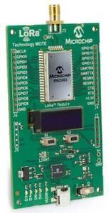 Microchip-Lora-Mote-Lora-Sviluppo-Scheda-per-RN2903