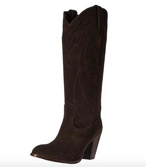 Frye para mujer botas de vaquero vaquero vaquero occidental Ilana Tire de fatiga tamaño 9M  Todo en alta calidad y bajo precio.