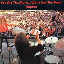 You Are The Music We're Just The Band by Trapeze (CD, Aug-2003, Lemon)