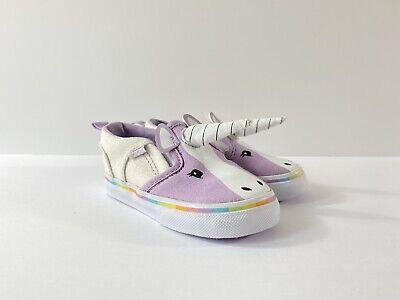 asher unicorn vans