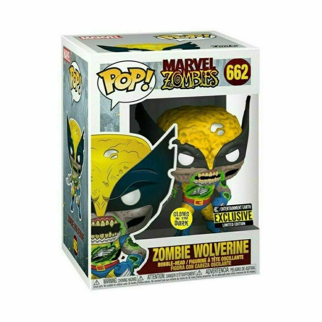 Funko Pop! Marvel Zombies...