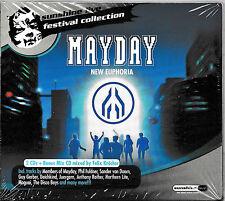 Mayday-New Euphoria-The Official Mayday   (3-CD) NEU+VERSCHWEISST/SEALED!