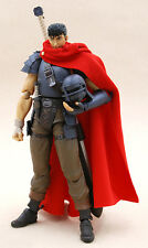 "MY-C-BK-RD: FIGLot Cape for Figma Berserk Guts ""Band of The Hawk"" Action Figure"