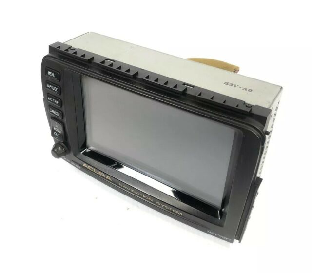 2001-2002 Acura MDX Gps Navigation Info Display Screen