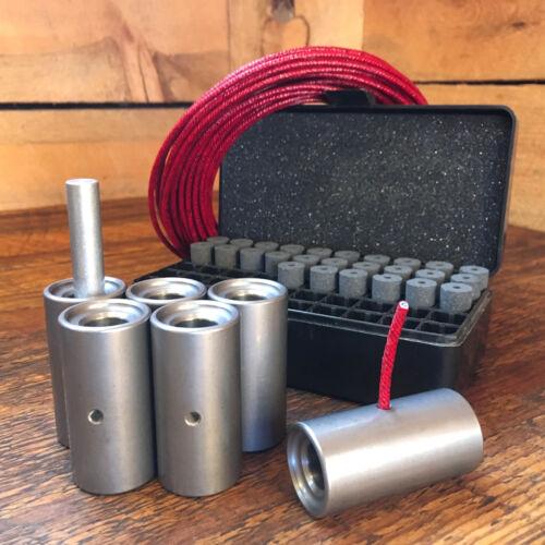 Thunder Mugs 6 Pack Signal Cannons SalutesStainlessBBI M50F