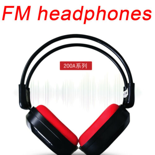 Hearing FM Radio Ear Muff Work Safety Noise Reduction Headphone