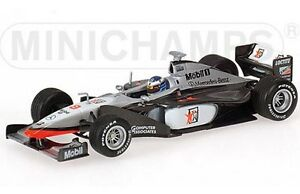 Minichamps-436-980008-Mclaren-Mp4-13-F1-Modelo-Race-Car-Mika-Hakkinen-1998-1-43-rd