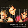 "THE HUMAN LEAGUE ‎- Don't You Want Me (12"") (VG-/G++)"