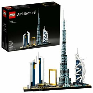 LEGO-21052-Architecture-Dubai-Brand-New-amp-Sealed-AU-SELLER