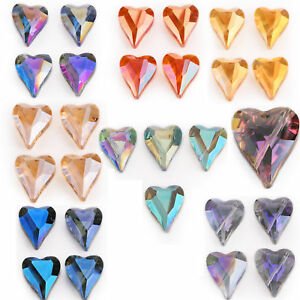 5pcs-22x18mm-Faceted-Glass-Crystal-Heart-Spacer-Loose-Beads-DIY-Jewelry-Necklace