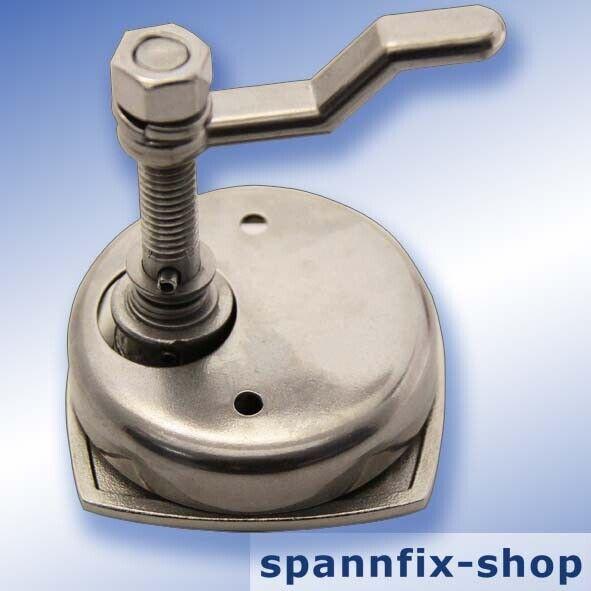 Einlassgriff Einlassgriff Einlassgriff Bodenheber mit Schloss Schlüssel Ersatzschlüssel V4A Edelstahl A4 f1fbee
