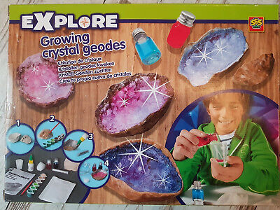 Basteln & Kreativität Ses Kristalle Züchten Weihnachten Geschenk Kreativ Basteln Kinder Spielzeug
