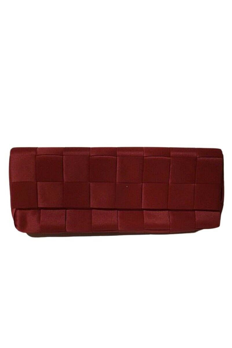 Coast Red Squares Clutch Bag - One Size