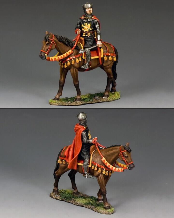 KING & COUNTRY ROBIN HOOD RH006 SIR GUY OF GISBOURNE MIB