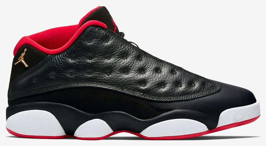2018 Nike Air baja Jordan 13 XIII Bred baja Air talla 13.Rojo / negro.Playoffs.310810-027.El mas popular de zapatos para hombres y mujeres 981f1d